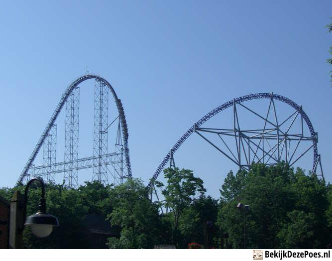 7. Millenium Force