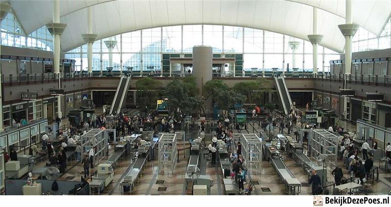 2. Denver International Airport