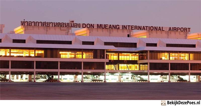 7. Don Mueang International Airport
