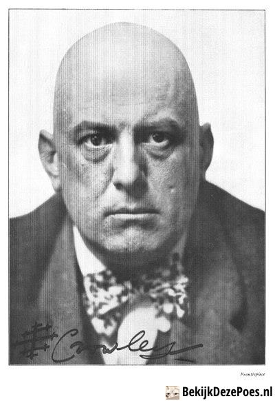 6. Aleister Crowley