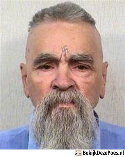 8. Charles Manson