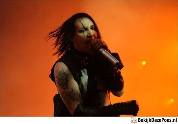 2. Marilyn Manson