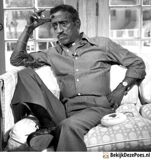 10. Sammy Davis, Jr.