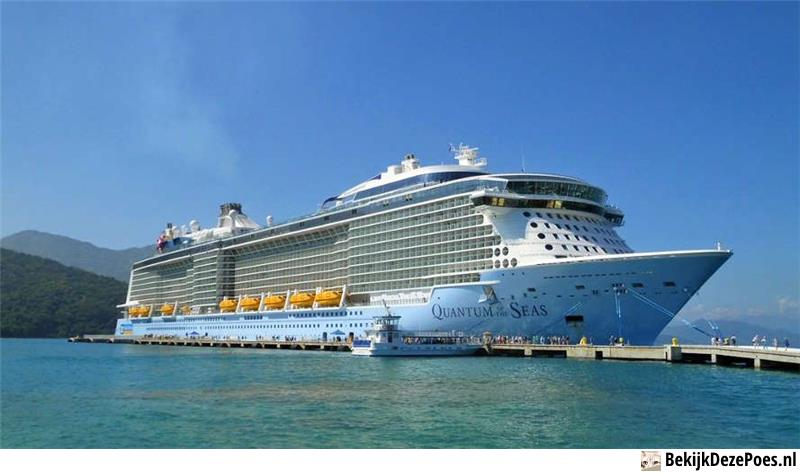 2. Quantum of the Seas