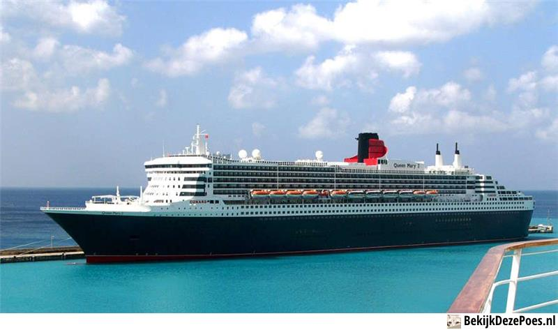 5. Queen Mary 2