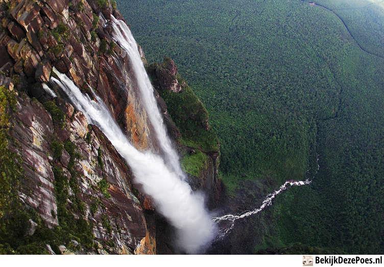 7. Angel Falls