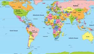 Top 10 Der Größten Länder Der Welt