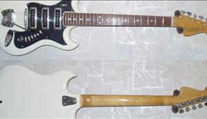 Top 10 Legendäre Gitarren
