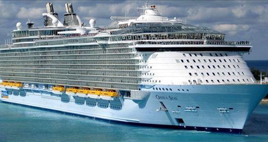 Top 10 Der Größten Kreuzfahrtschiffe