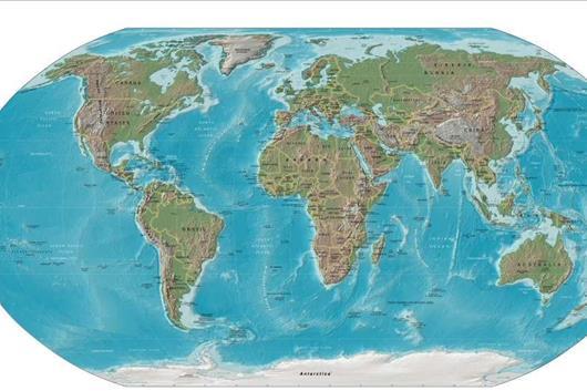 Top 10 Größte Länder Der Welt