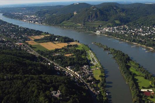 Top 10 Der Längsten Flüsse Deutschlands