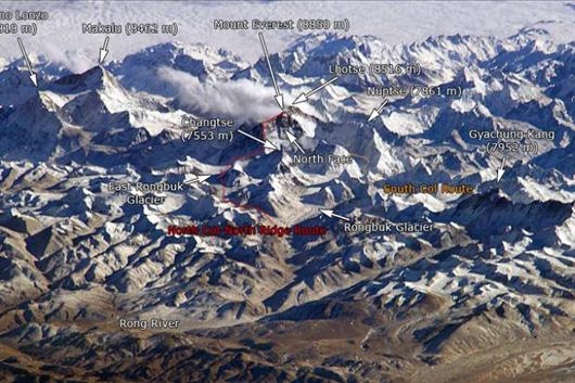 Die Top 10 Der Höchsten Berge Der Welt