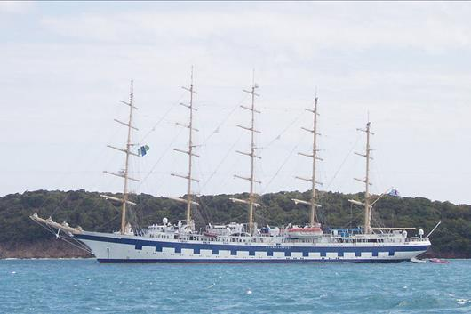 Top 10 Der Größten Segelschiffe Der Welt